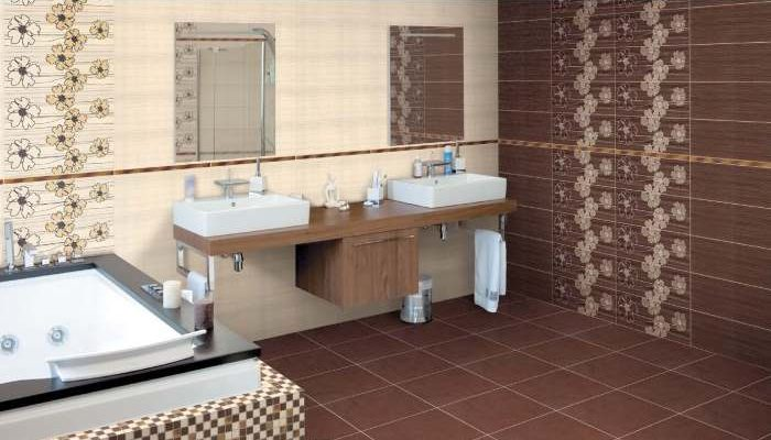 плитки для ванной