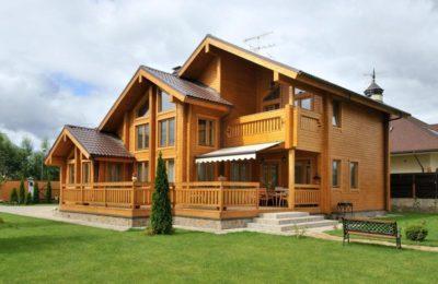 деревянного дома