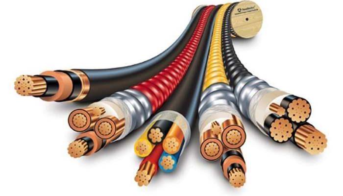монтаж кабельных линий