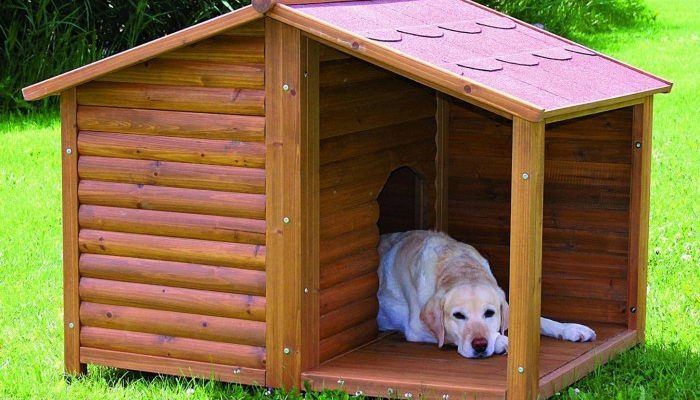 Будка для собаки 78