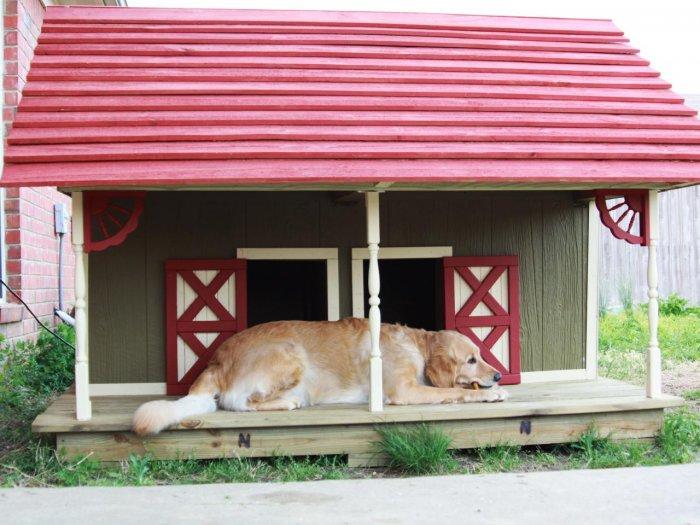 Будка для собаки (8)