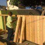 Забор из профнастила (1)