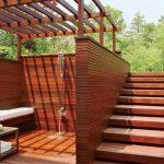 Как сделать летний душ на даче (2)