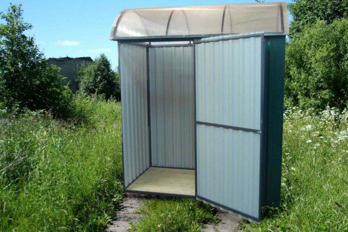 Как сделать летний душ на даче (28)