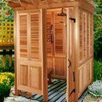 Как сделать летний душ на даче (3)