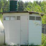 Как сделать летний душ на даче (4)