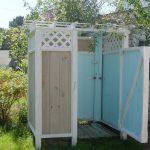 Как сделать летний душ на даче (7)