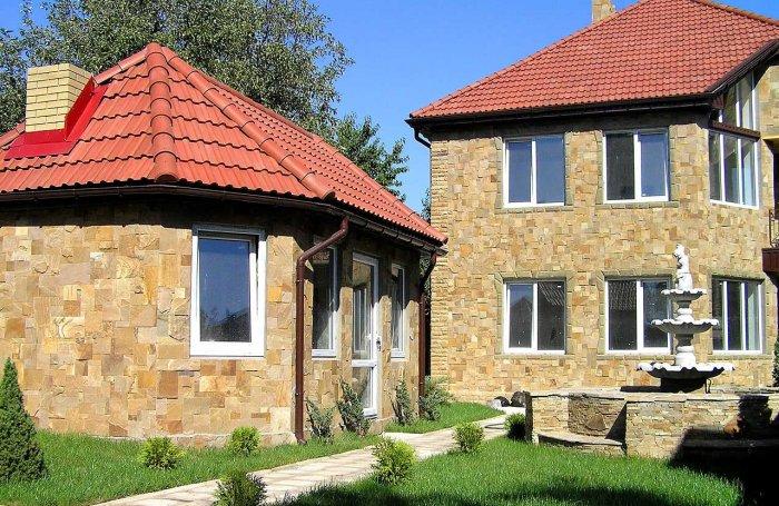 Красивые дачные дома (1)