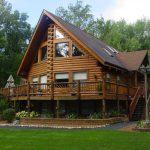 Красивые дачные дома 11