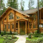 Красивые дачные дома 12