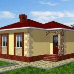 Красивые дачные дома 19