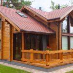 Красивые дачные дома (2)