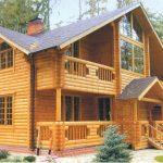 Красивые дачные дома 3 2