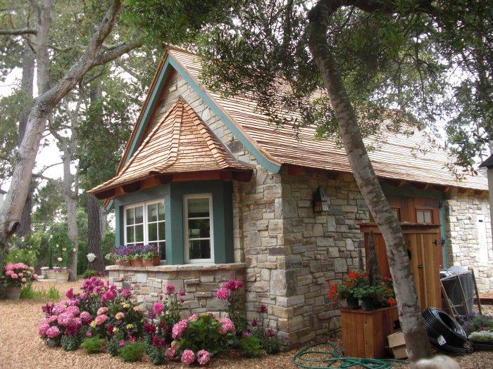 Красивые дачные дома (33)