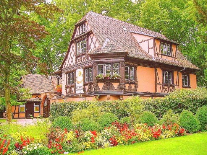Красивые дачные дома (48)