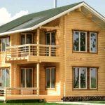 Красивые дачные дома 5 2