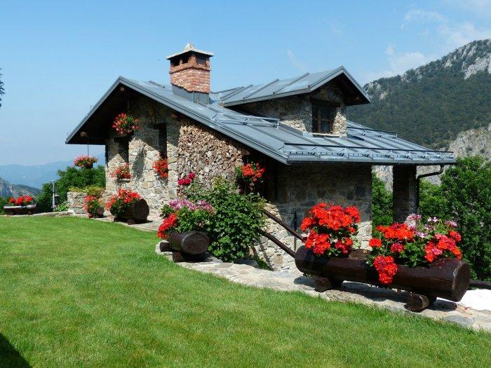 Красивые дачные дома (53)
