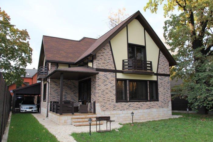 Красивые дачные дома (55)