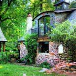 Красивые дачные дома 6 2