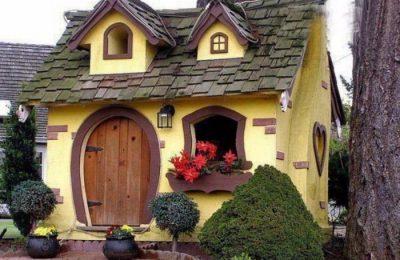 Красивые дачные дома 62