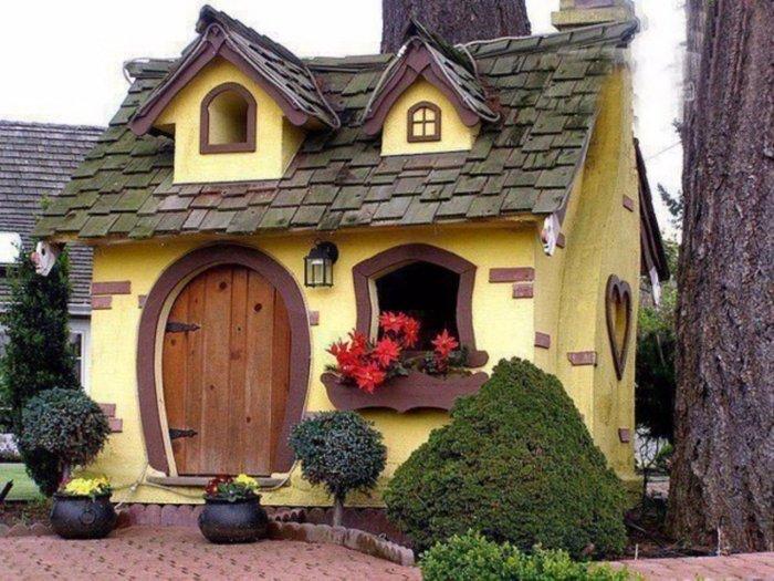 Красивые дачные дома (62)