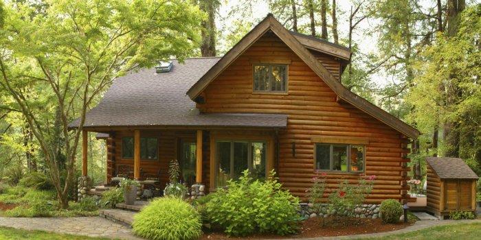Красивые дачные дома (64)