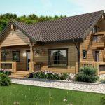 Красивые дачные дома 7 1