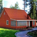 Красивые дачные дома 7