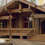 Красивые дачные дома 8 1
