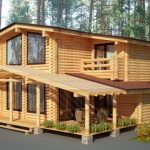Красивые дачные дома 9 1