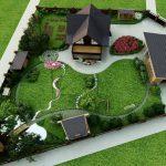 Ландшафтный дизайн дачного участка (1)