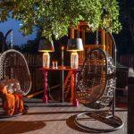 Обустройство двора частного дома (3)