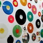 Поделки из дисков (3)