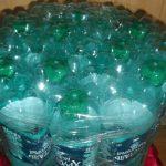 Поделки из пластиковых бутылок для дома и дачи (3)