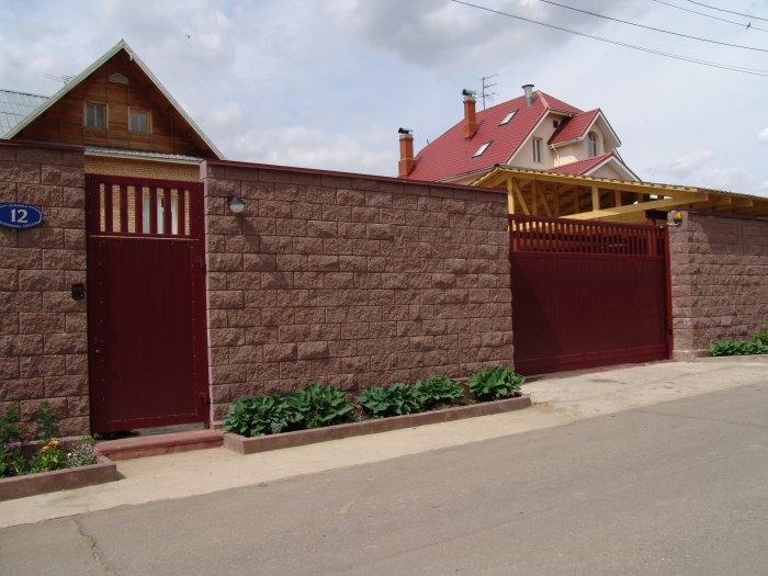 Сдвижные ворота (45)