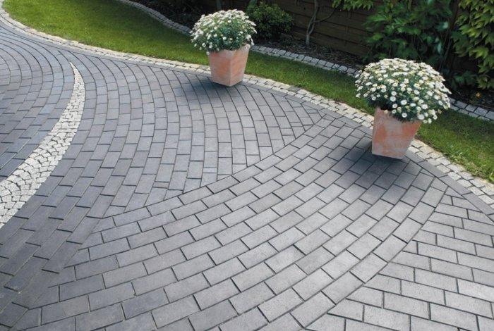 Укладка тротуарной плитки (104)