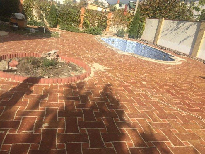 Укладка тротуарной плитки (12)