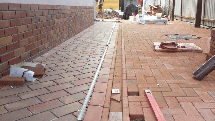 Укладка тротуарной плитки (13)