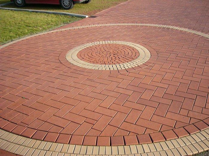 Укладка тротуарной плитки (14)