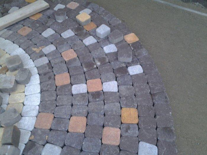 Укладка тротуарной плитки (21)