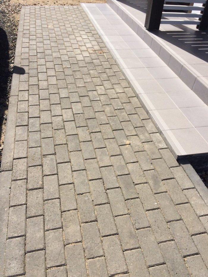 Укладка тротуарной плитки (29)