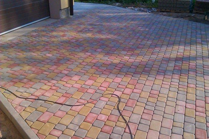 Укладка тротуарной плитки (30)
