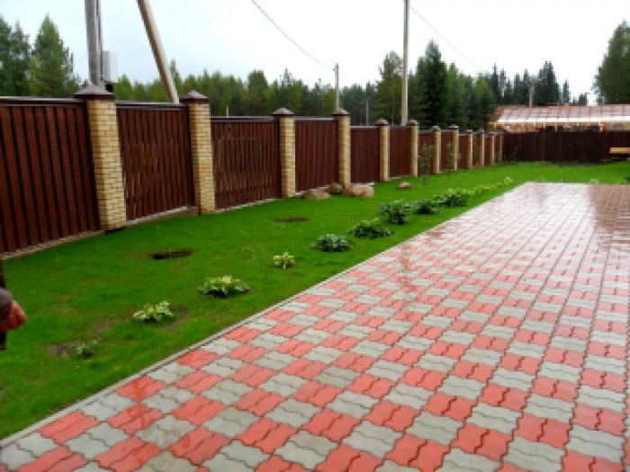 Укладка тротуарной плитки (48)