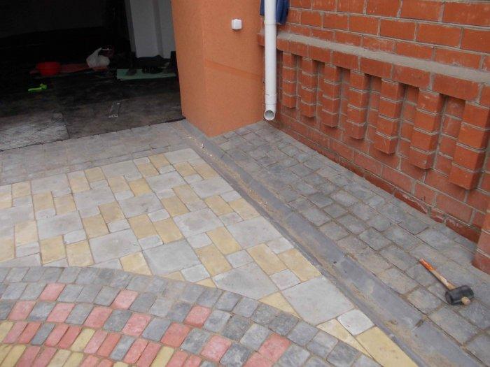 Укладка тротуарной плитки (53)