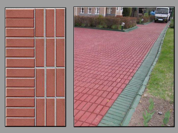 Укладка тротуарной плитки (54)