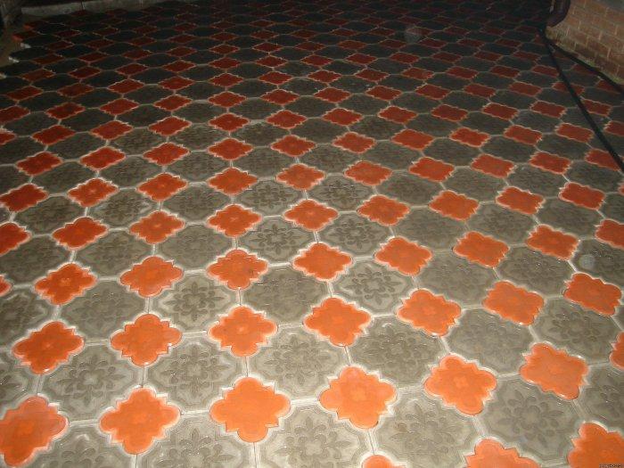 Укладка тротуарной плитки (64)