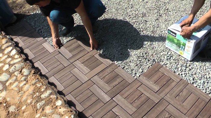 Укладка тротуарной плитки (66)