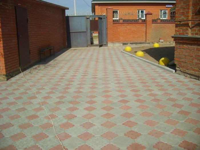 Укладка тротуарной плитки (72)