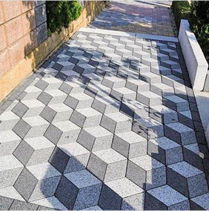 Укладка тротуарной плитки (79)