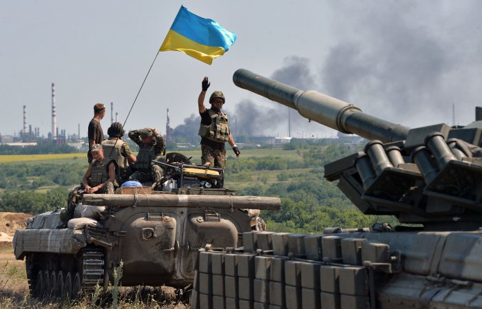 Украина-АТО